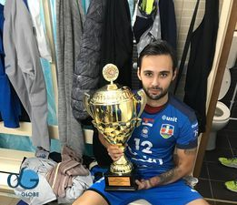 Igor Subotic won the super Cup of Serbia